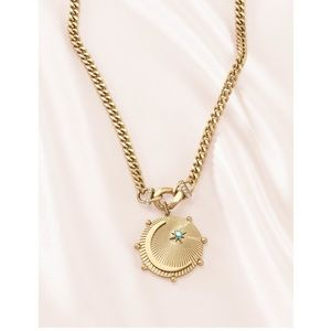 Stella & Dot You Do You Celestial Charm Necklace
